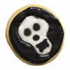 Spooky Skull Cookie