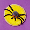 Black Spider Cookie
