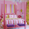 Technicolor Bedroom