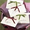 Simple Thanksgiving Place Cards