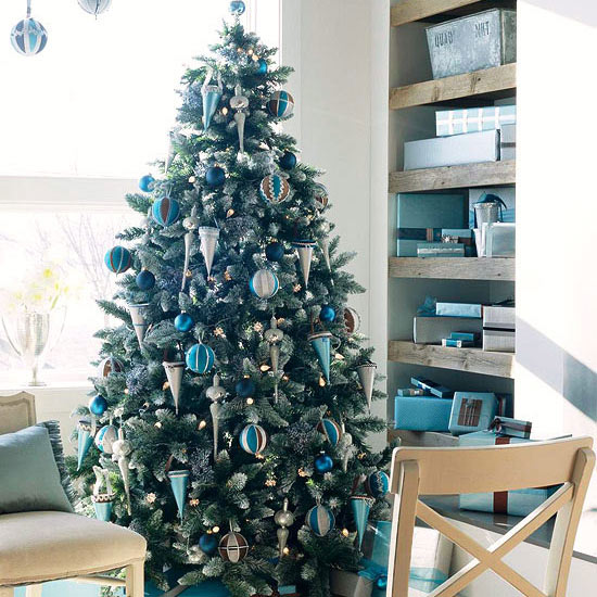 stunning christmas tree pictures get inspired - Ideas For Christmas Trees Decorated