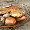 Shimmering Stones Centerpiece
