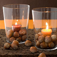 Thanksgiving Candle Crafts Ideas