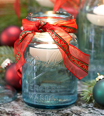 Candles & Canning Jars