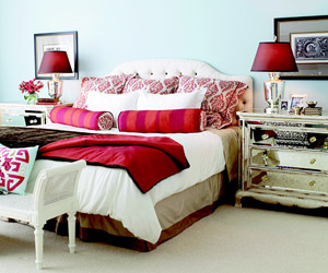 Bedroom Makeover: Re-Create a Designer Bedroom on a Budget with DIY Projects