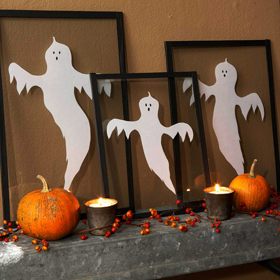 Framed Apparitions Decoration