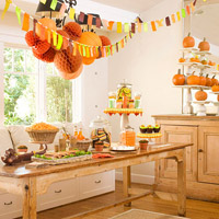 Halloween Harvest Party