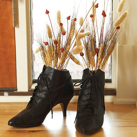 Wicked Witch Boots Decoration