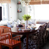 Family-Friendly Banquette