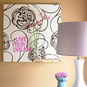 Easy Crafts for Your Home