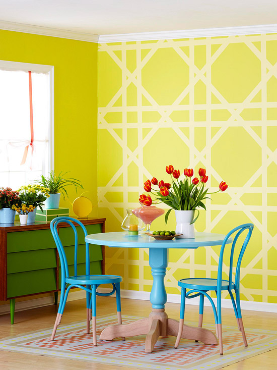 How-To: Quick Room Refreshes Using Paint
