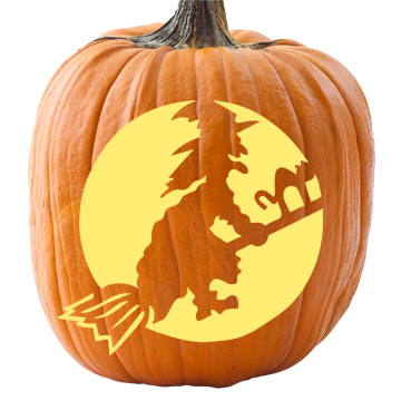 Create Your Perfect Jack O'Lantern --- Free Pumpkin Carving Stencils PLUS Free Halloween Paper Crafts
