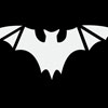 Spooky Bat Stencil