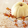 Pumpkin Centerpiece