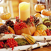 Nature's Bounty Thanksgiving Centerpiece