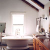 Rustic Country Bath