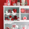 Christmas Cabinetry