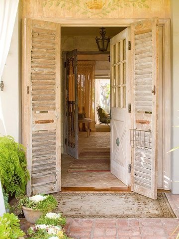 country french decorating from ranch style to cottage charm - Ranch Style Decor