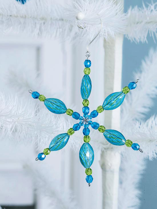 Flurry ornamento