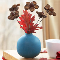 Fall Decorating with Nature
