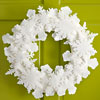 Felt Snowflake Wreath
