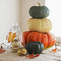 Harvest-Theme Decorating Ideas
