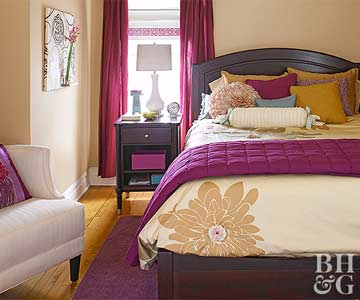 Decorating with Jewel Tones