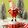 Saint Nick Figurine