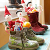 Elf-Stuffed Booties
