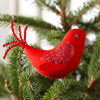 Cardinal Ornament