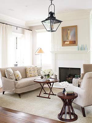 Decorating Lessons: Best Lighting for Any Room
