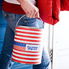 Patriotic Snack Carrier