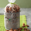 Beaded Canister for Nuts