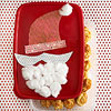 Santa Claus Snack Container