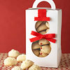 Snowman Food Gift Box