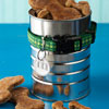 Coffee Can Canister for Dog Treats