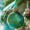 Glittery Ornament