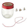 Jingle Bell Decorations: Supplies