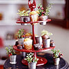 Collectible Kitchen Holiday Display