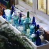 Colored-Glass Windowsill Collection