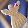 Angel Cookie Ornament