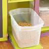 Rollout Storage for Pet Food