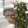 Inviting Holiday Mailbox