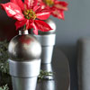 Pretty Poinsettia Pot