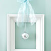 Ornament in Picture Frame