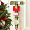 Ribbon Christmas Card Hanger