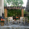 Pass-Through Pergola