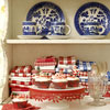 Cheery Christmas Cabinets