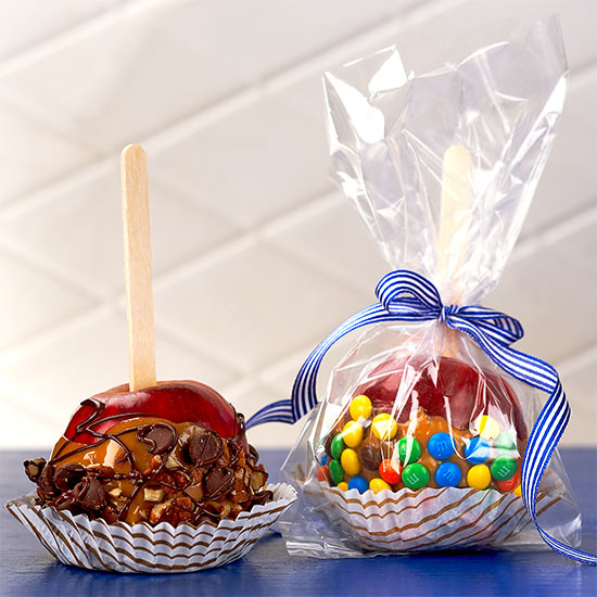 Candy Apple Wedding Favor Gifts