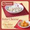 Choose Feta Cheese Over Cheddar Cheese